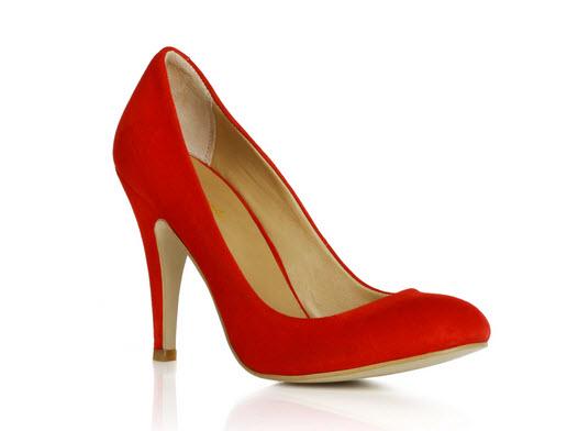 Красные туфли на шпильке - знаковая модель линии Kachorovska