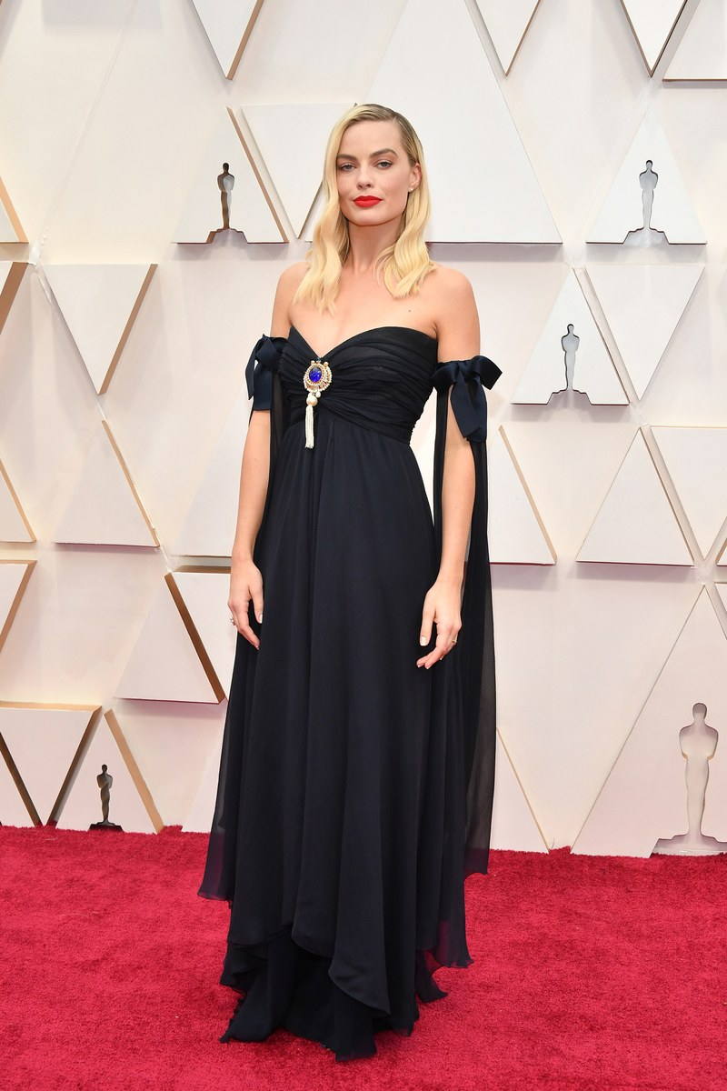 Марго Робби в Chanel на Оскаре 2020