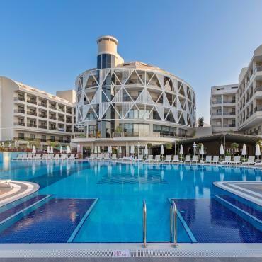 Сиде - вариант отдыха в Турции