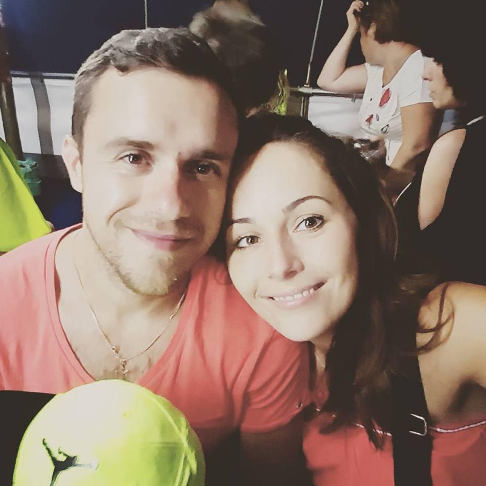 Даша Малахова и Сергей Сулим