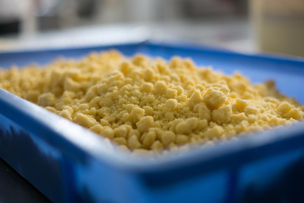 Тертый пирог с вареньем Пошаговый рецепт с фото  Кушать нет