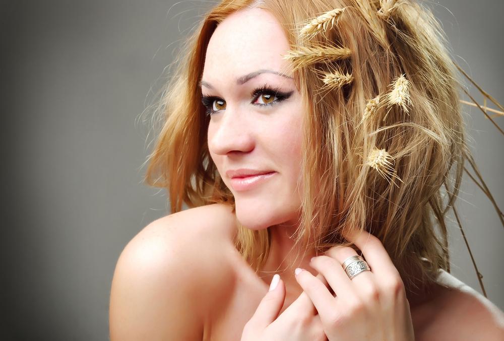 Природные ингредиенты – лучшее средство для блеска, силы и мягкости волос