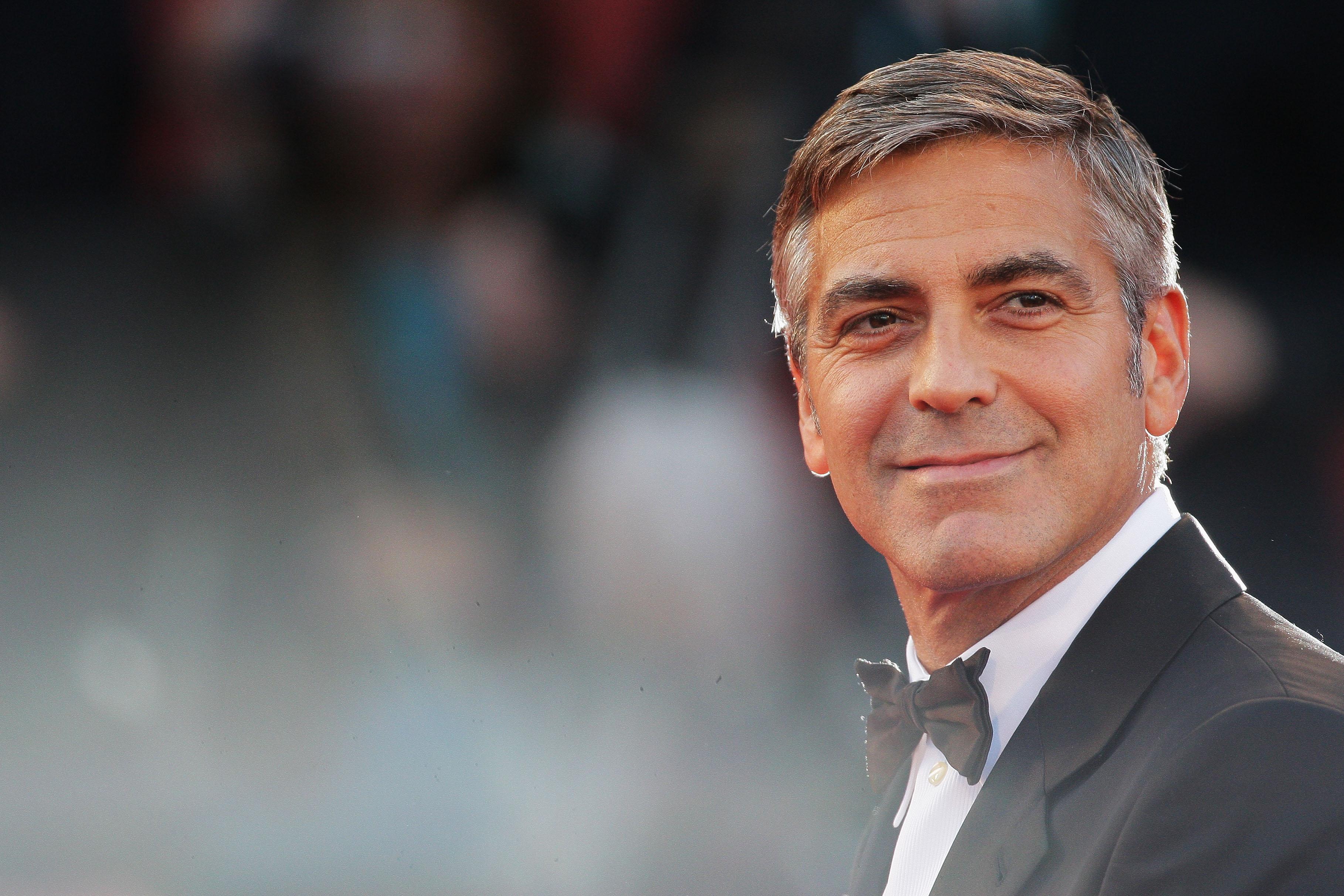Джордж Клуни рассказал о жизни с Амаль