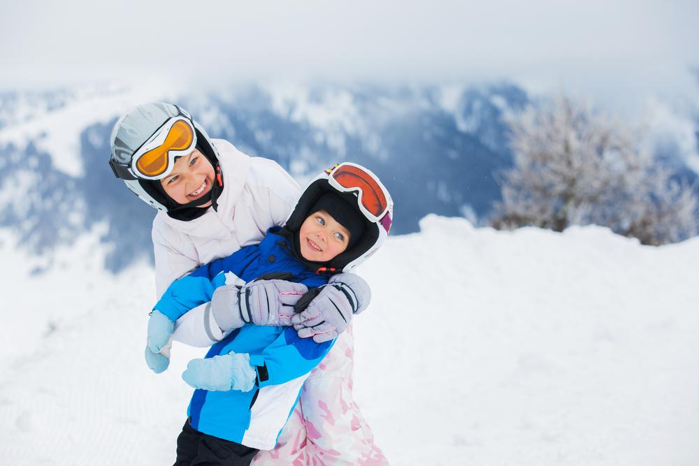 Зимние виды спорта у