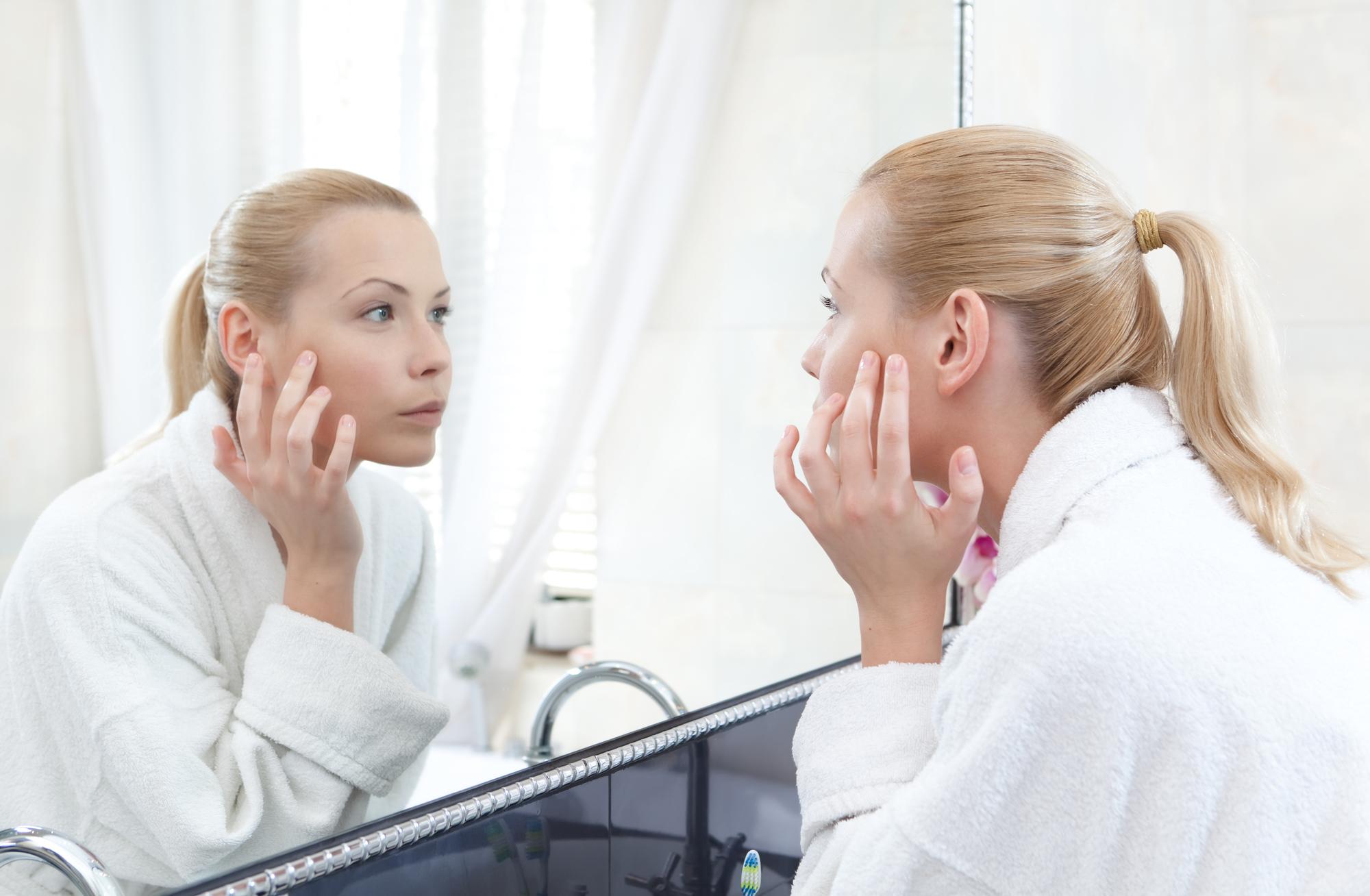 Что происходит с кожей в разном возрасте при похудении