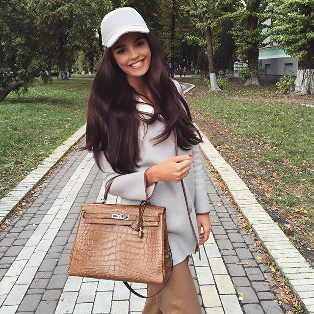 Экс-мисс Украина 2015 Анна Андрес