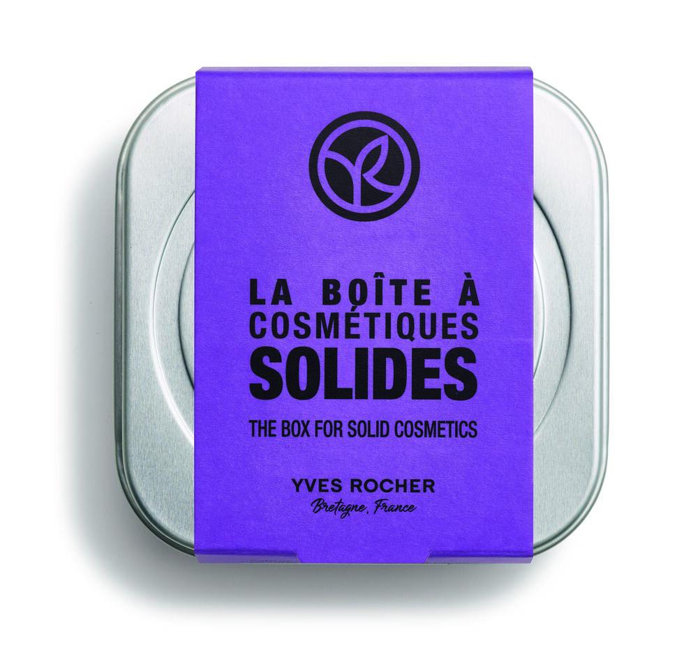 Футляр для твердого шампуню від Yves Rocher
