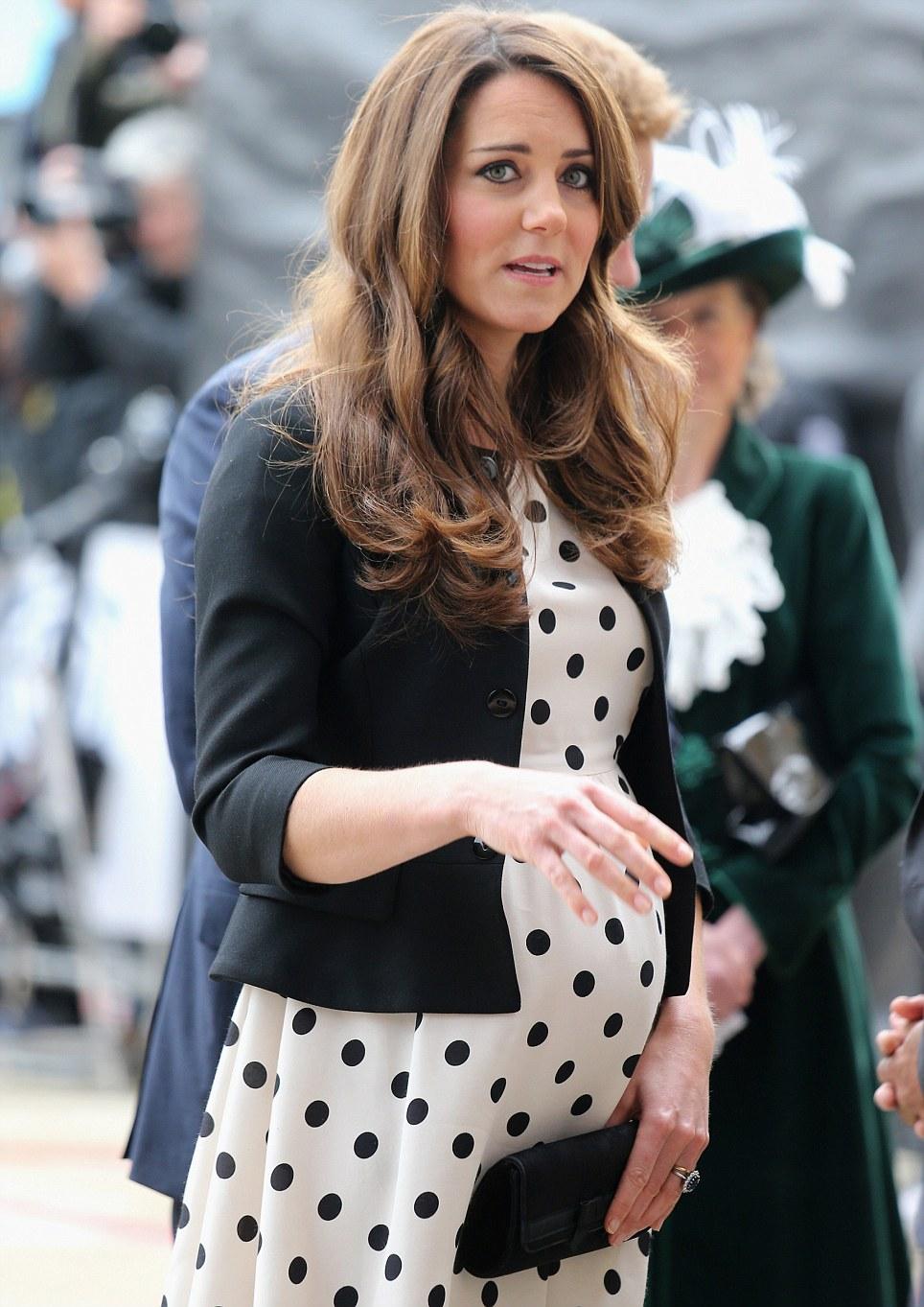 Кейт миддлтон беременна вторым ребенком 52