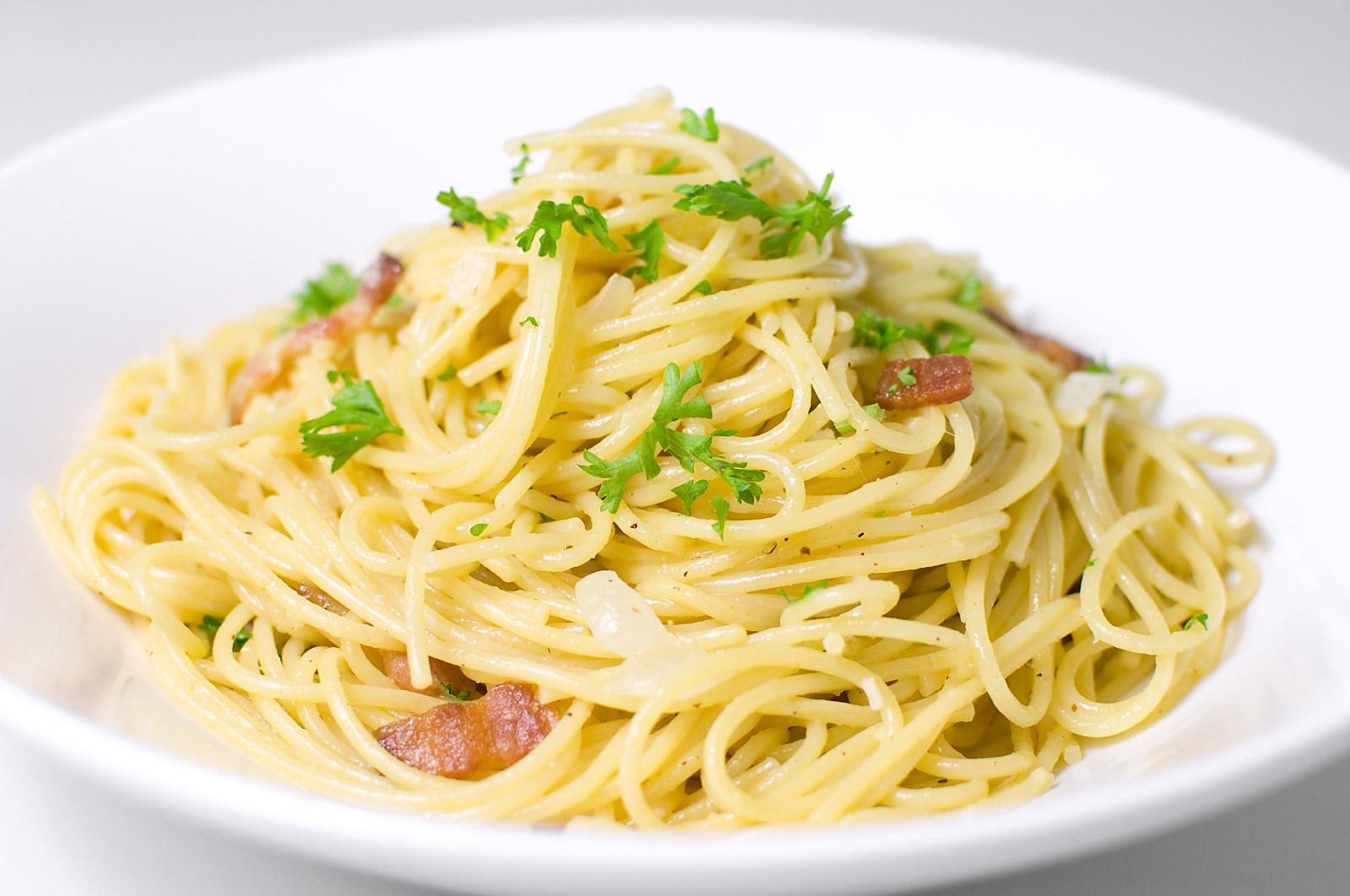 Секреты приготовления вкусных спагетти
