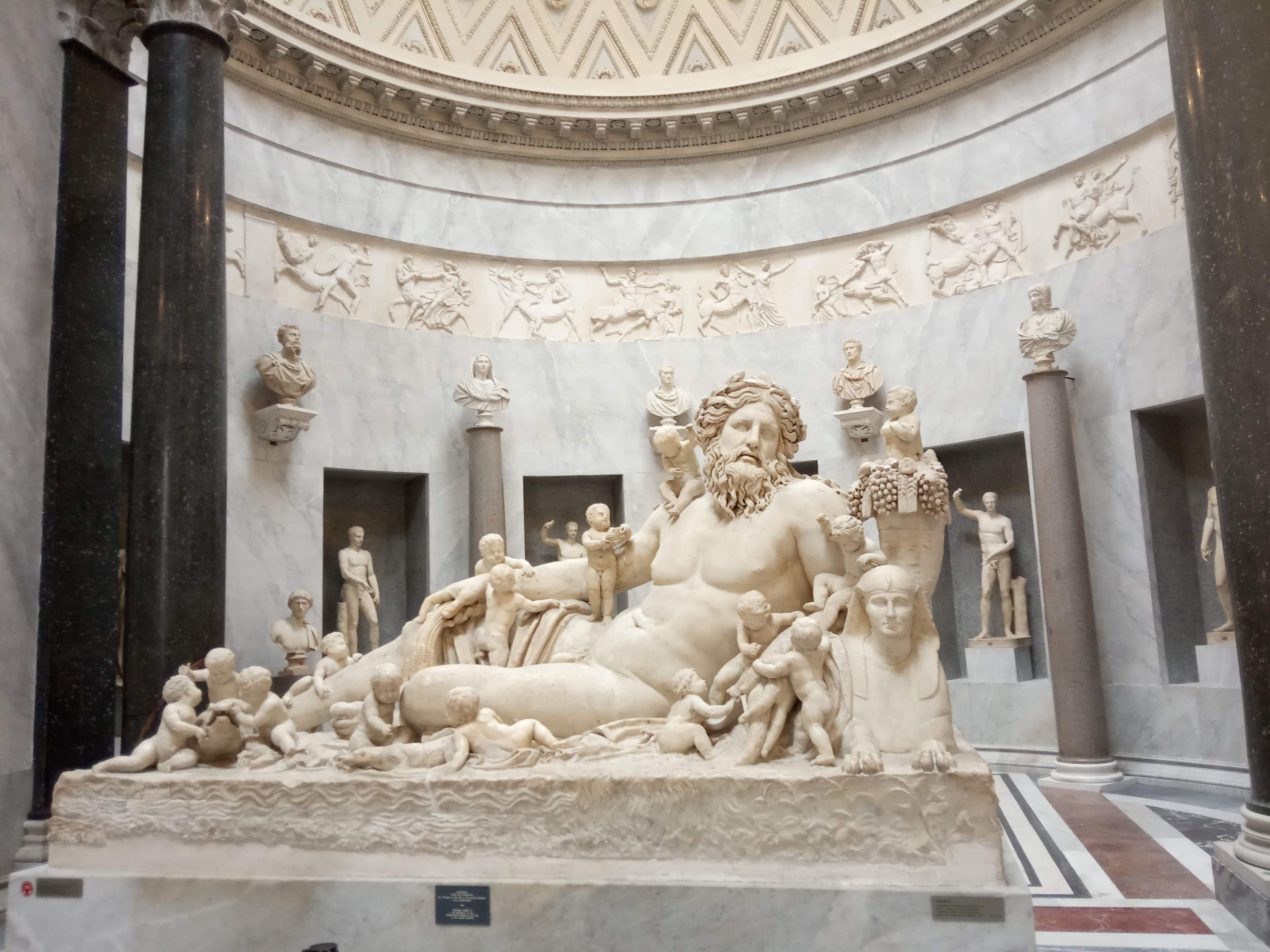 Рим, музей Ватикана