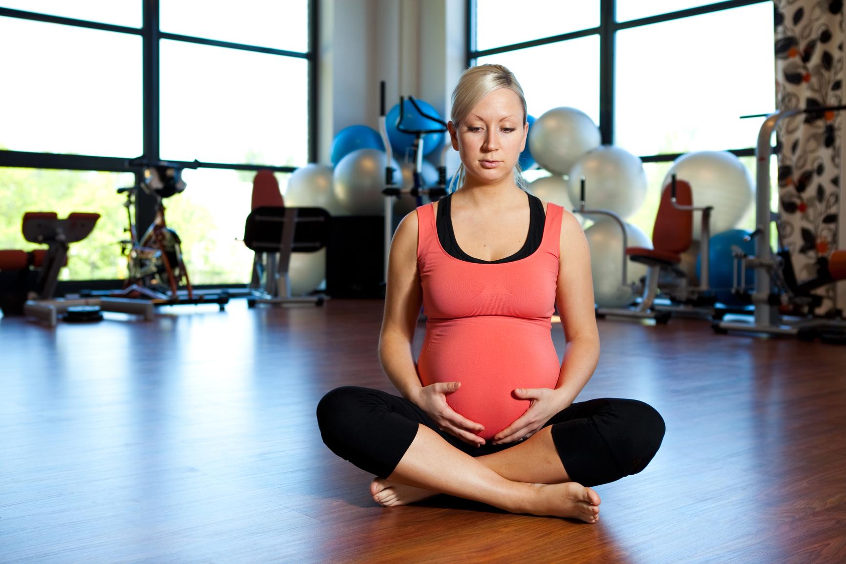 Шнырова светлана йога для беременных
