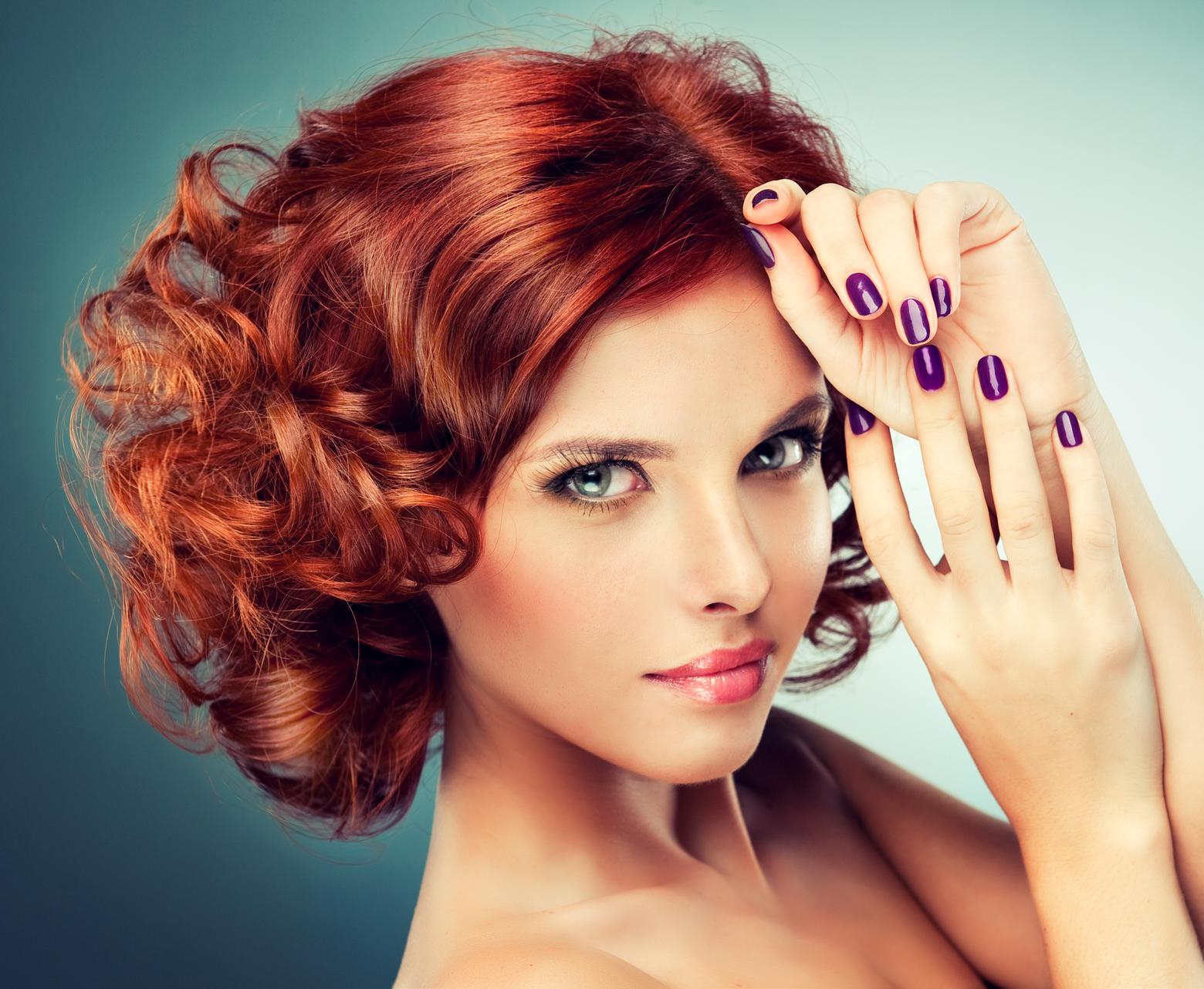 модные тенденции 2010-маникюр, педикюр макияж, прически, стрижки