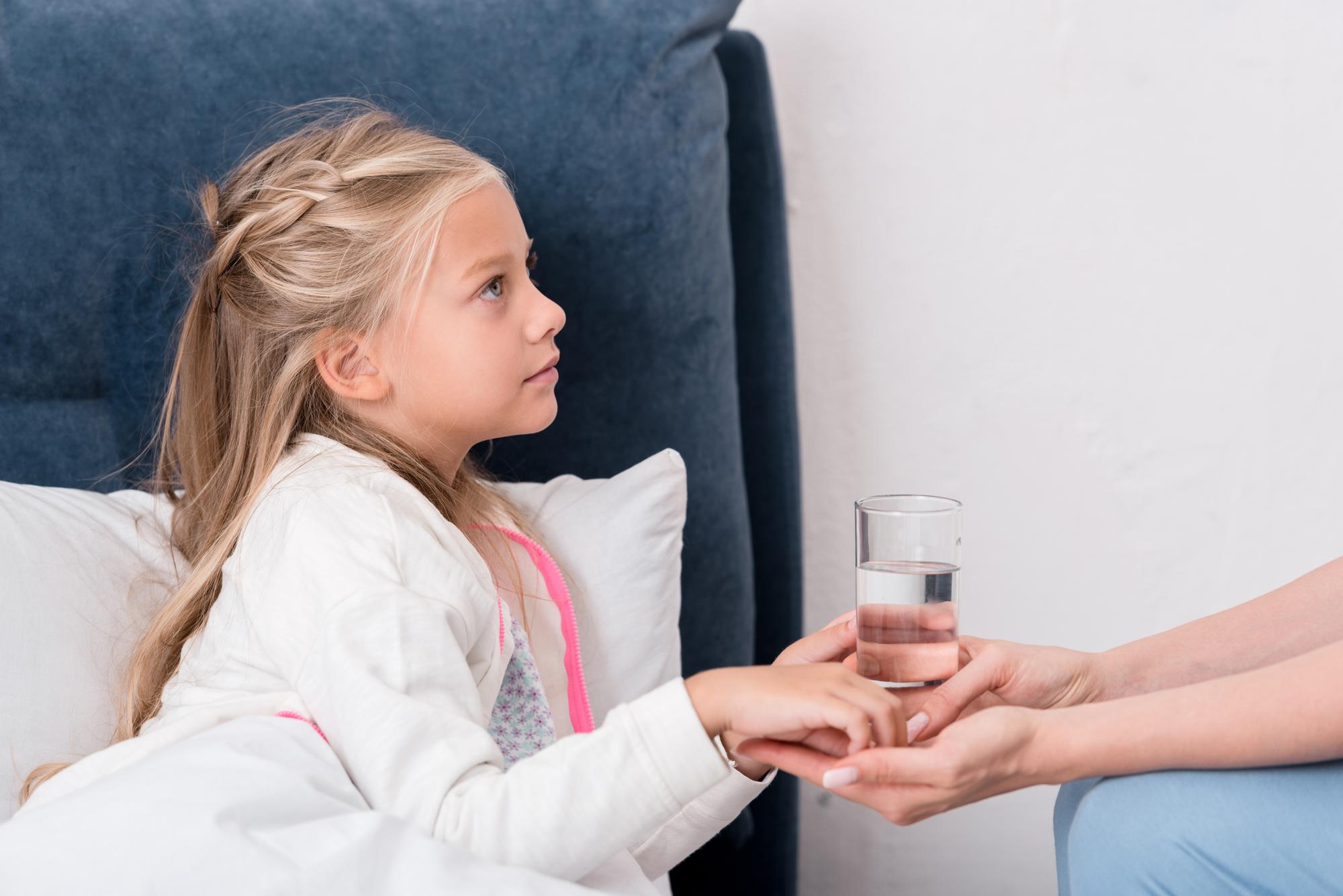 Как лечить герпес у ребенка