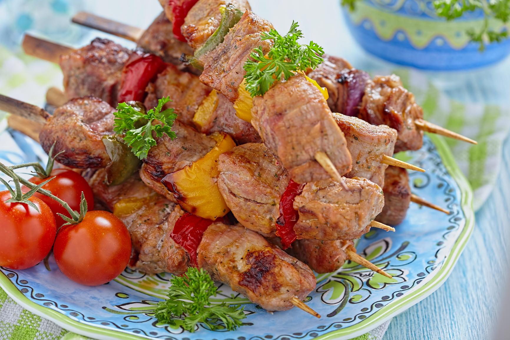 Рецепт шашлыка из свинины рецепт