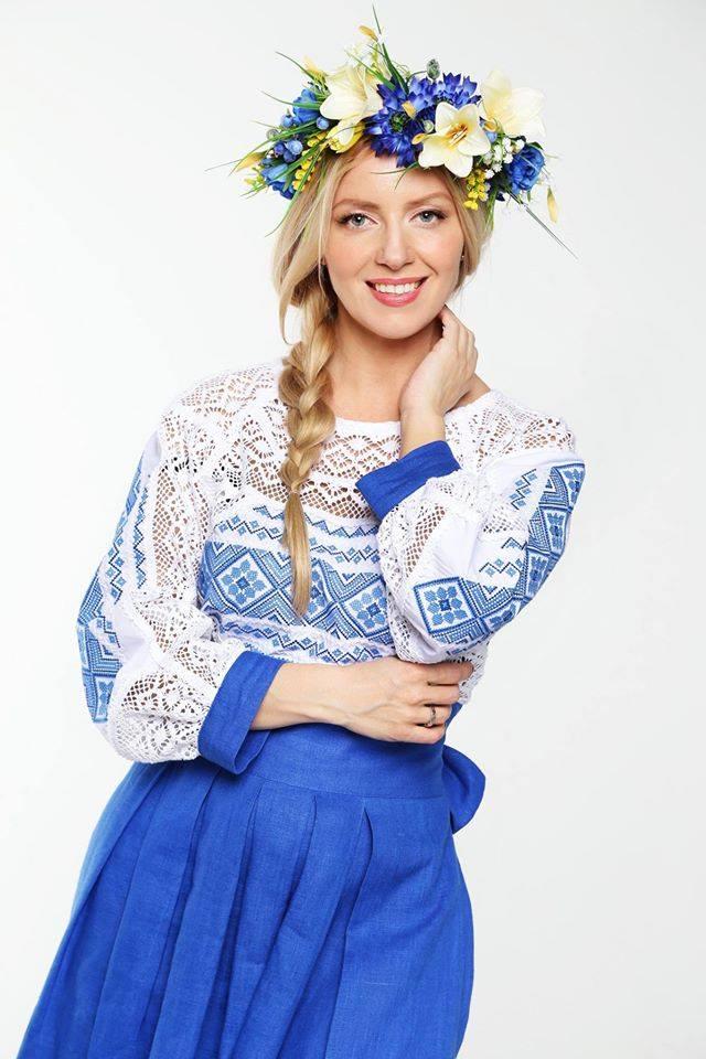 Миссис Украина Вселенная 2015 Ирина Зайцева