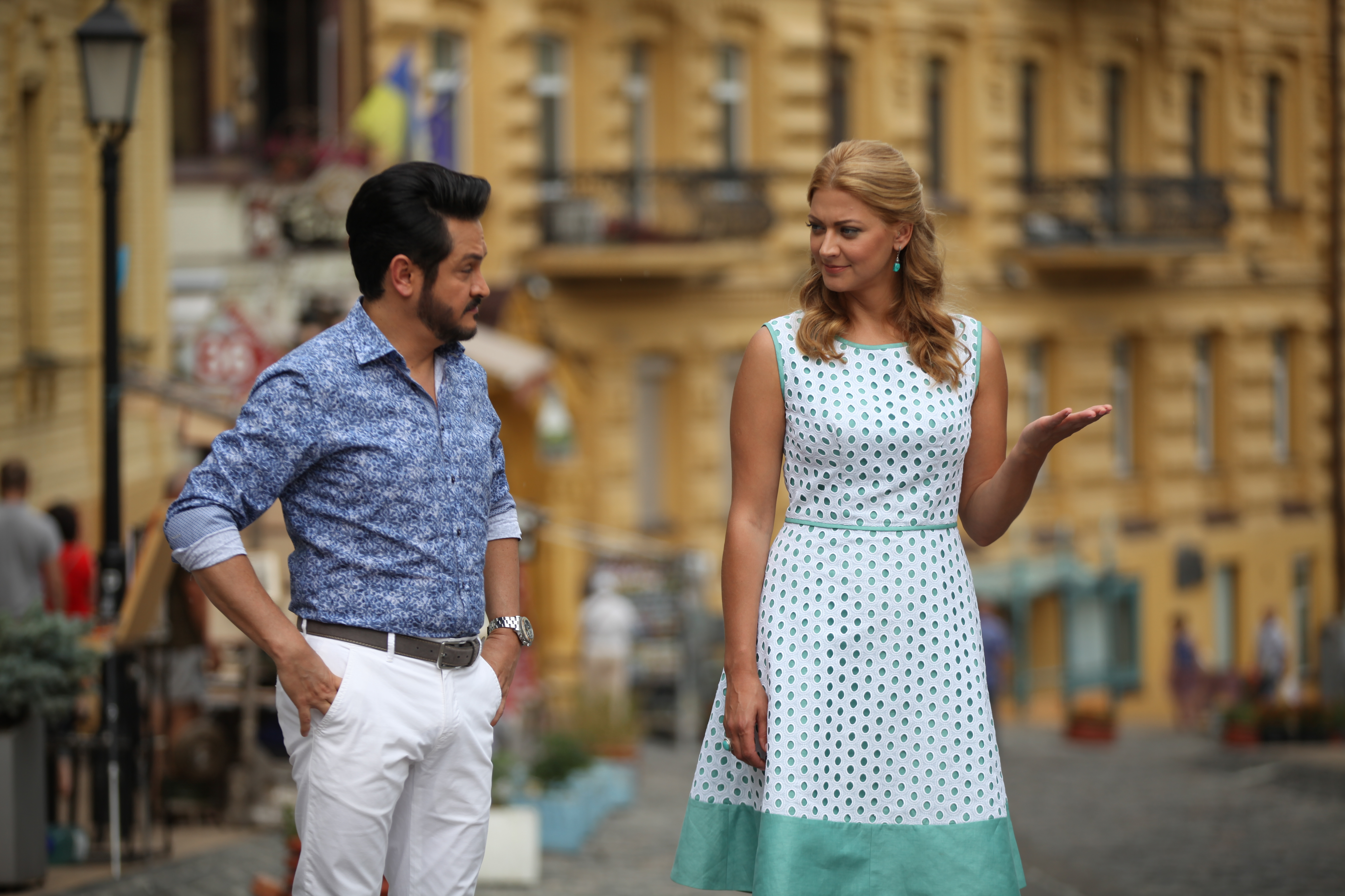 МастерШеф 5: Судьи Татьяна Литвинова и Эктор Хименес- Браво
