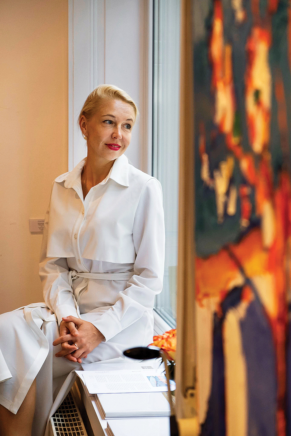 В Киеве пройдет выставка Анны Криволап
