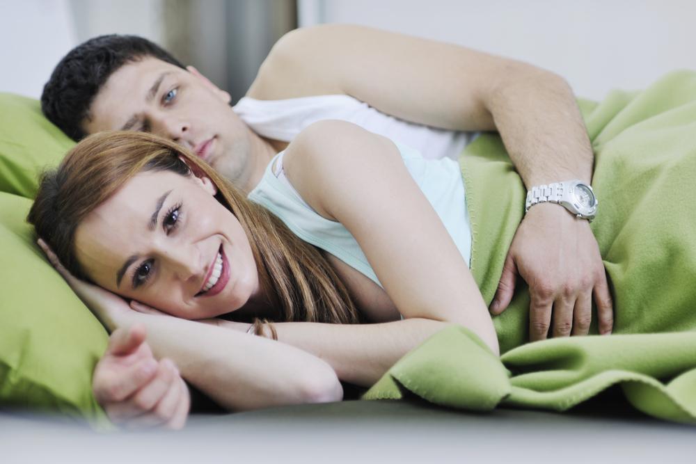 Секс и отношения между мужем и женой