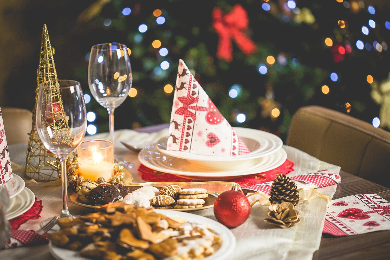 Что должен быть на праздничном столе?
