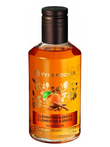 Clementine & Epices, Yves Rocher
