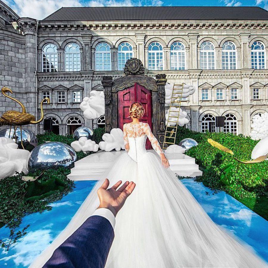 Знаковые свадебные платья Веры Вонг
