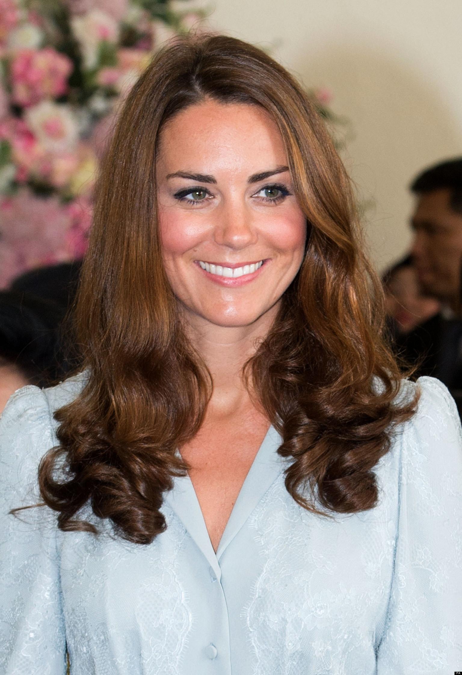 Кейт Миддлтон тратит на волосы почти 200 тысяч в год