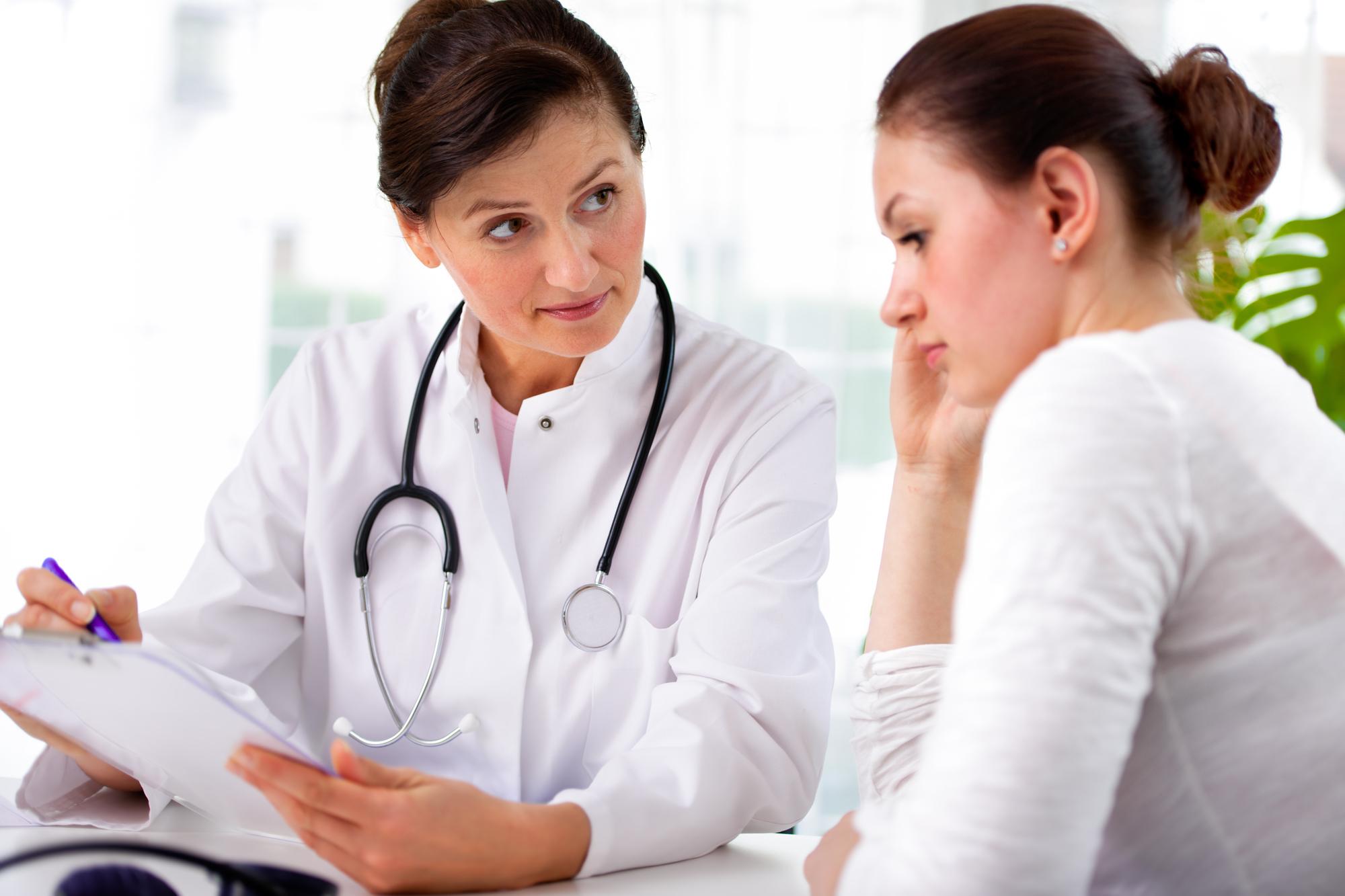 ТОП-6 заболеваний, которыми болеют женщины