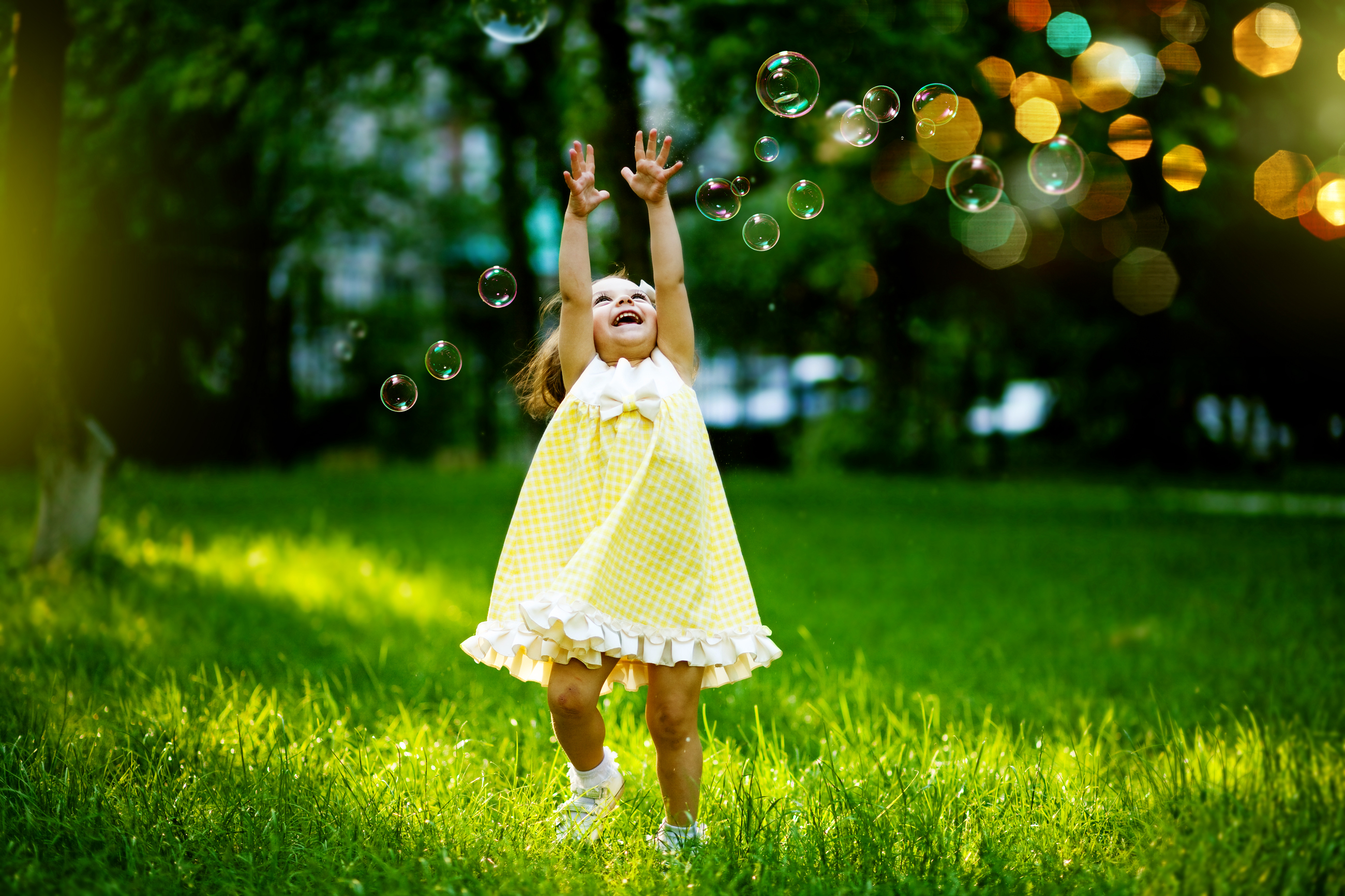 свежий воздух делает детей умнее
