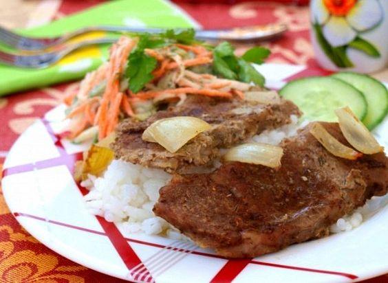 Классический лангет: быстрое блюдо к обеду
