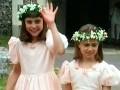 В Сеть попало архивное видео с девятилетней Кейт Миддлтон