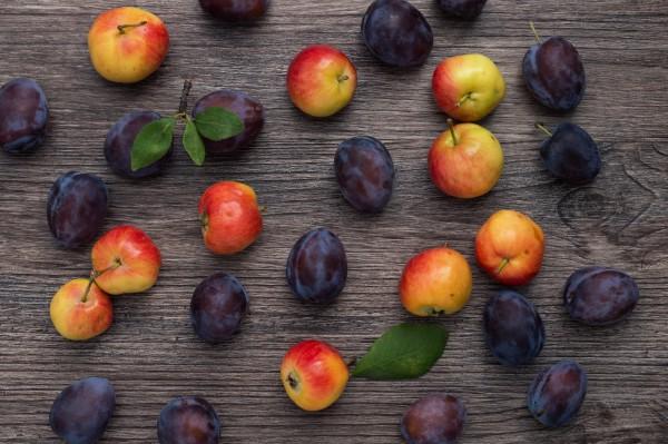 Сливовый джем с яблоками и корицей: Рецепт заготовки