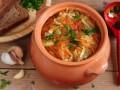 Как приготовить постный суп из капусты