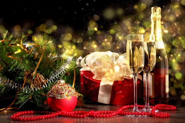 Поздравления к новому 2015 году в картинках