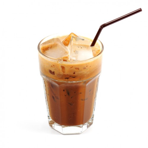 Рецепт                  Кофе со льдом