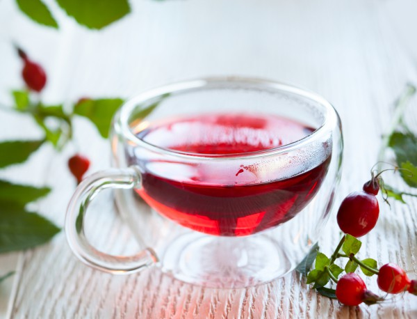 Рецепт                  Чай из шиповника