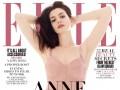Энн Хэтэуэй попала на обложку американского Elle