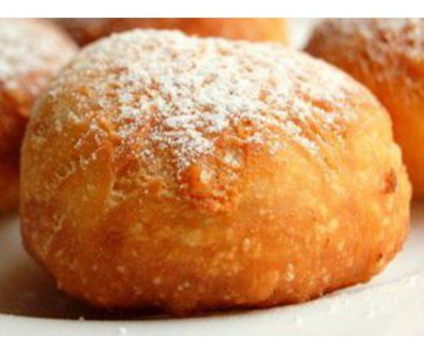 Рецепт                  Пончики на сгущеном молоке