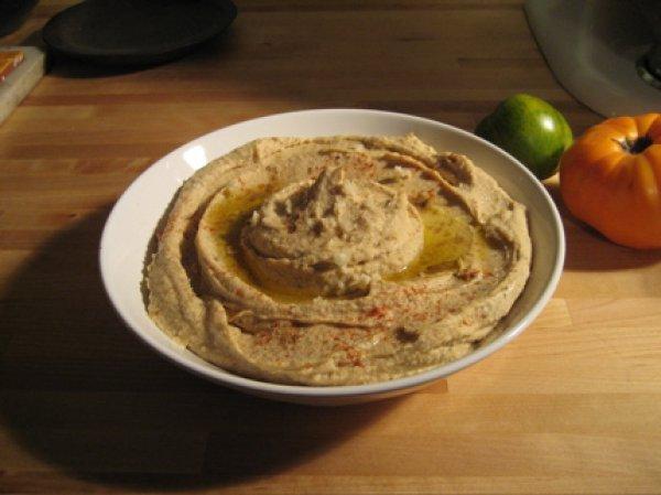 Рецепт                  Хумус домашнего приготовления: советы и секреты