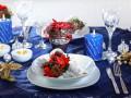 Сервировка стола на Рождество: ТОП-15 идей