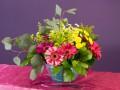 Как сделать красивые композиции из цветов (ВИДЕО)