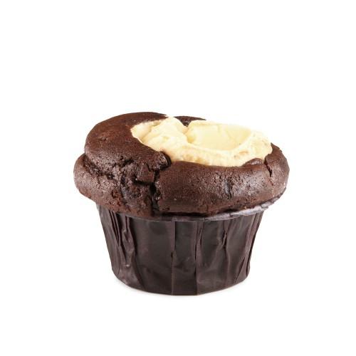Рецепт                  Шоколадные кексы с творогом