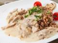 Рецепты с грибами и курицей: ТОП-5 блюд