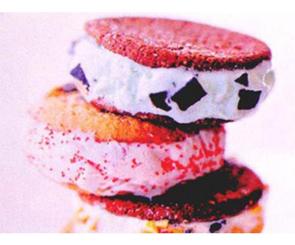 Рецепт                  Печенье с мороженым