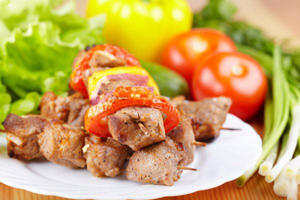 Рецепт                  Рецепт шашлыка из свинины