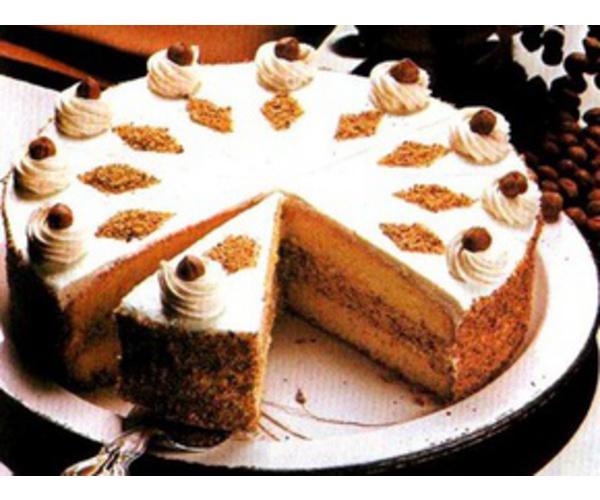 Рецепт                  Восточный торт