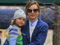 Малыш на миллион: Яркие образы сына Орланда Блума и Миранды Керр
