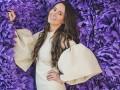 Экс-участница проекта Холостяк примерила наряды от украинского бренда
