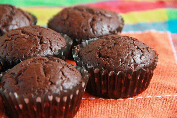 Рецепт                  Шоколадные кексы с какао