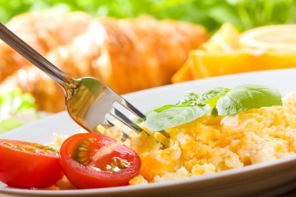 Рецепт                  Яичница-болтунья по-тоскански