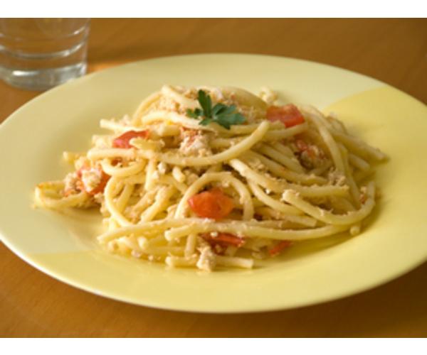 Рецепт                  Овимовские макароны